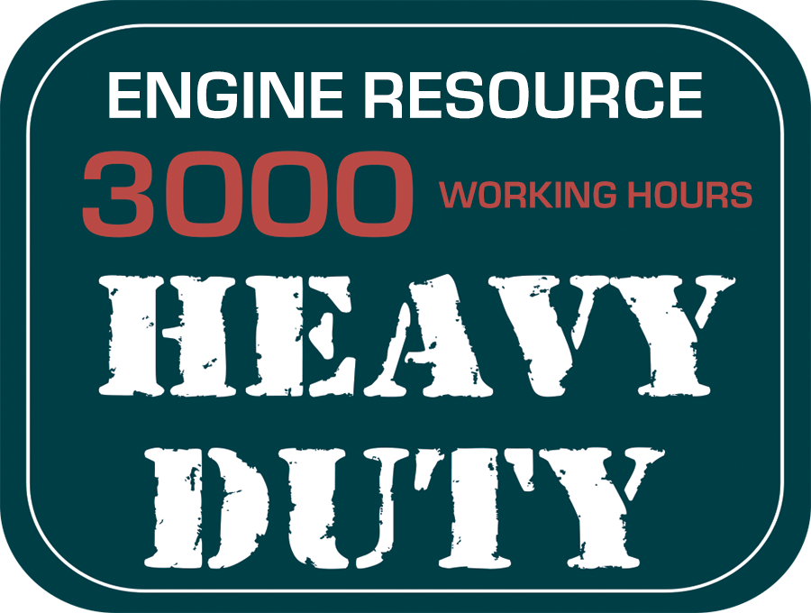 Increased engine resource