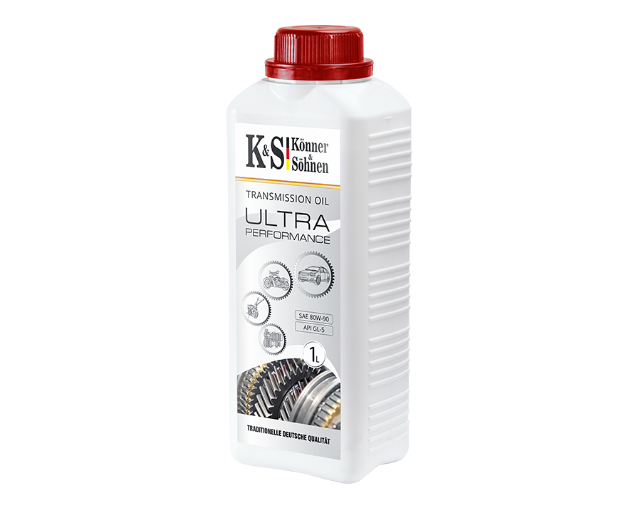 KS GEAR OIL 80W-90